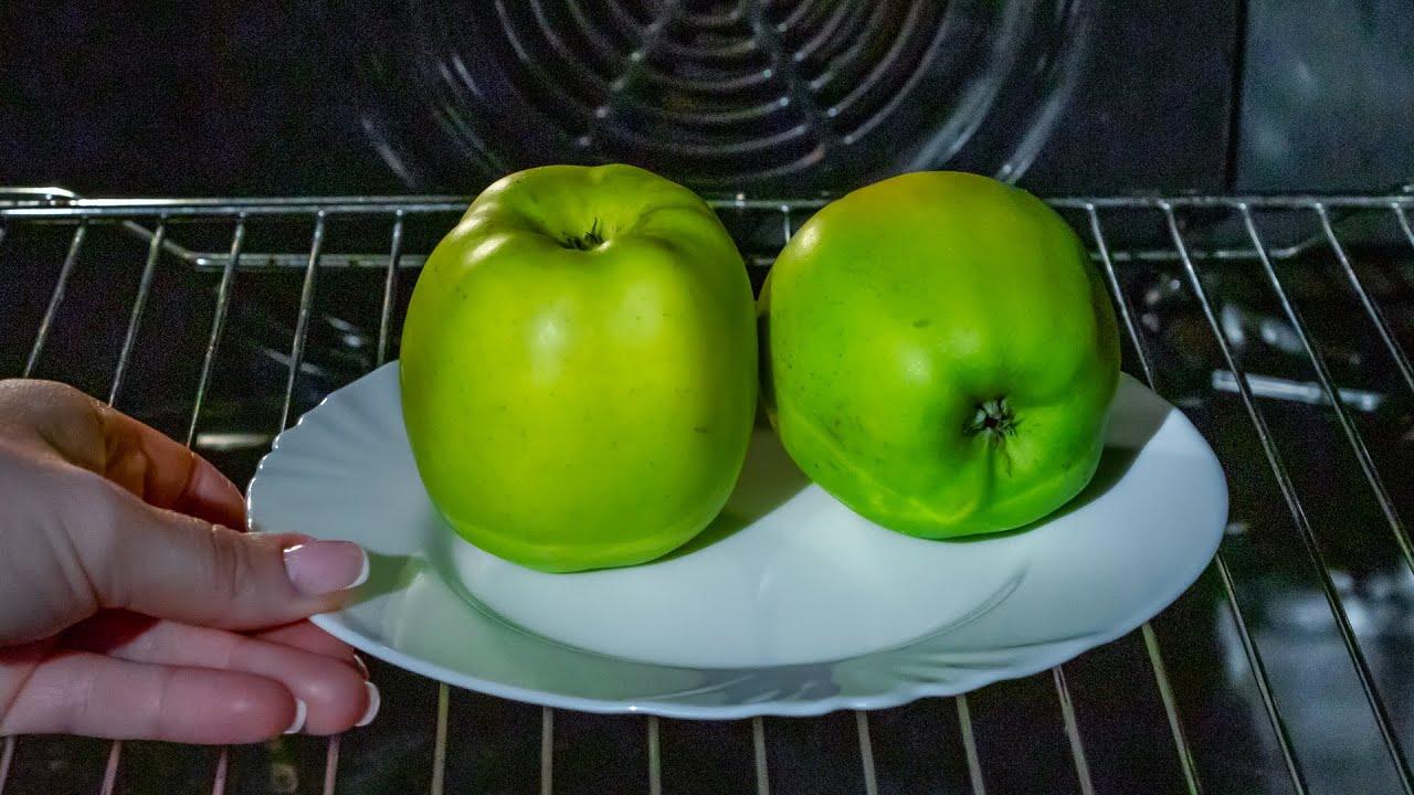 Pela 2 manzanas y puedes preparar este bizcocho tan sabroso en 5 minutos