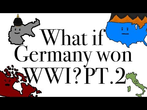 What if Germany Won WWI? Kaiserreich Lore Part 2: The Interwar Years