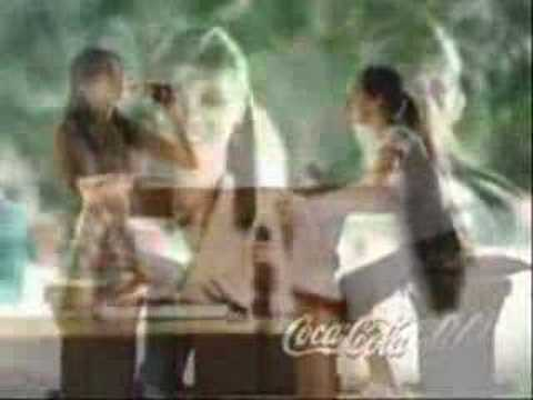 Coke ( The Coke Beat Philippine TV Ad 2003 )