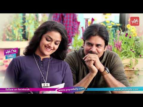 PSPK #25 MovieTeaser | Pawan kalyan | Keerthi Suresh | Trivikram | YOYO Cine Talkies