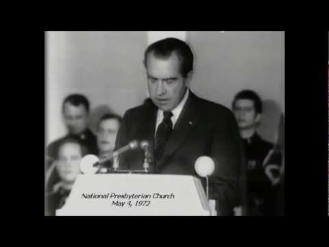 May 4, 1972 - Eulogy delivered by President Richard Nixon at Funeral Services for J. Edgar Hoover.