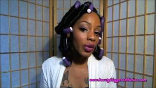 HowTo: Remove Flexi Rods & Pull/Style Curls Thumbnail