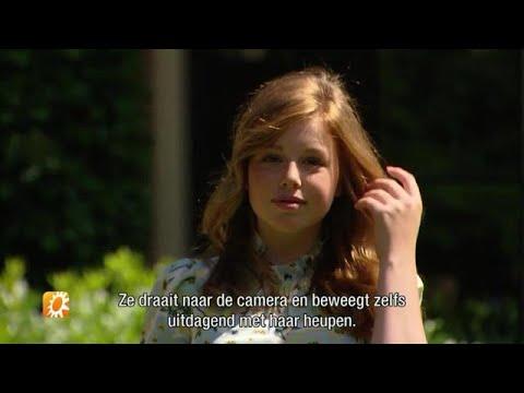 Prinses Alexia wil eigenlijk zangeres worden - RTL BOULEVARD