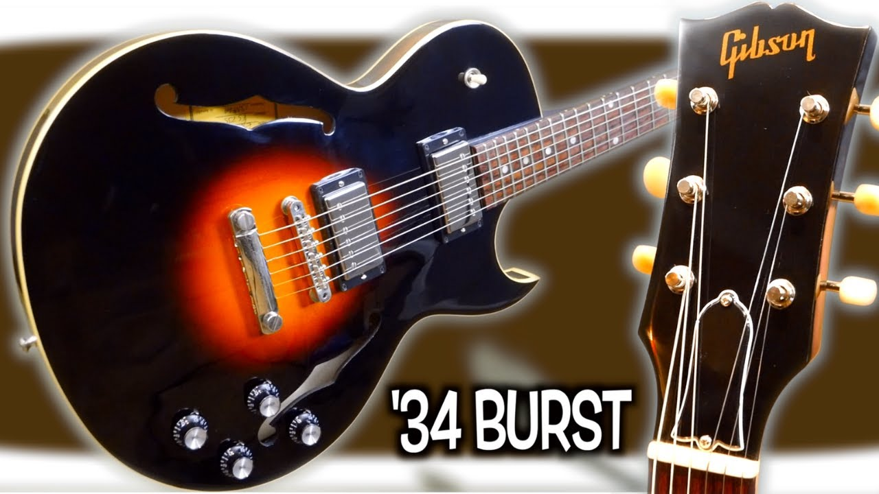 Why Did This Model Suddenly Disappear? | 2018 Gibson ES-235 '34 Burst | Review + Demo