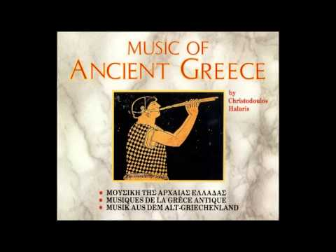 Christodoulos Halaris - Music Of Ancient Greece