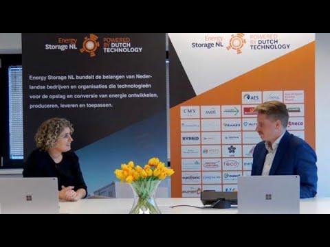 Energy Storage Day 2020 | Webinar van Vakbeurs Energie & Energy Storage NL