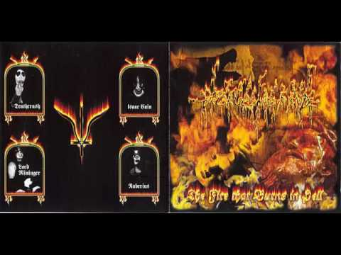 A GRUESOME FIND - THE FIRE THAT BURNS IN HELL FULL ALBUM 2003
