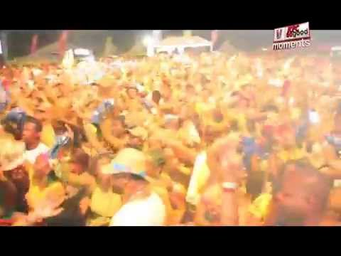 SOCA LOVERS GET DIRTY IN JAMAICA
