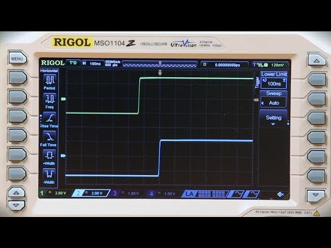 Scope basics | RIGOL