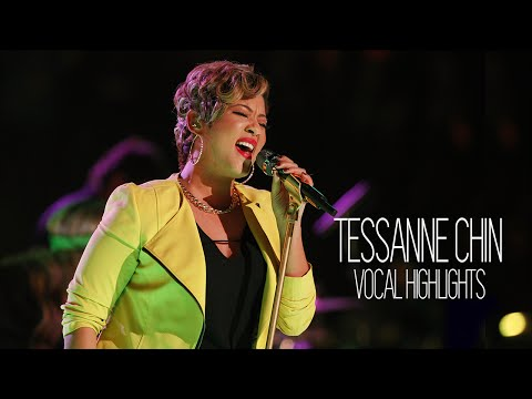Vocal Highlights on The Voice: Tessanne Chin (F3 - A5)
