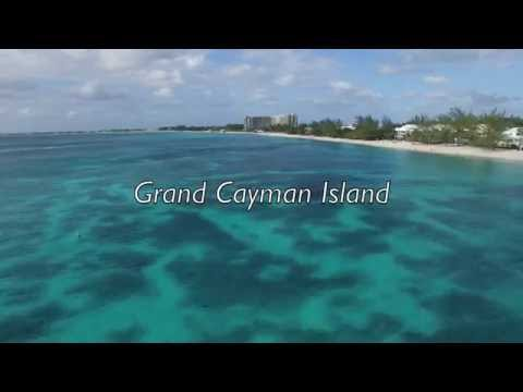 Cayman Water Sports - by drone