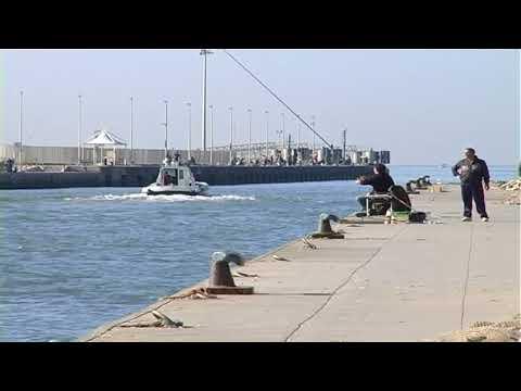 Fiumicino allarme porto canale - Canale 10