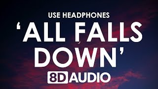 Alan Walker - All Falls Down (8D AUDIO) 🎧 (feat. Noah Cyrus & Digital Farm Animals)