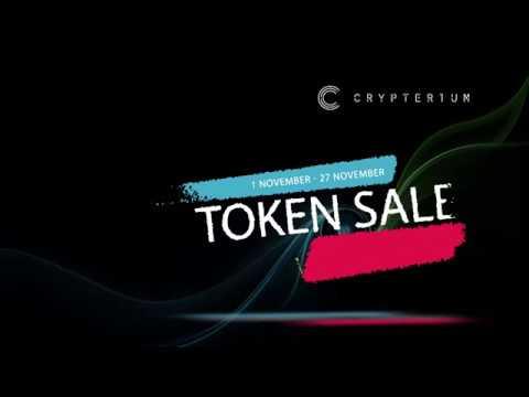 Crypterium - The revolutionary digital cryptobank