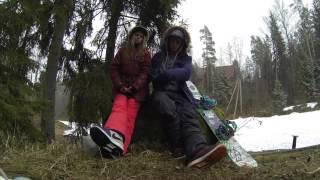 Тест сноубордической экипировки STAYER