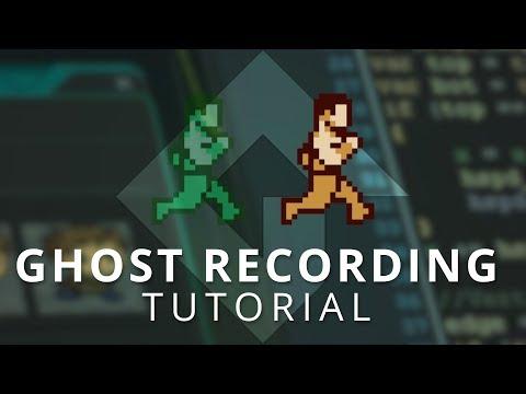 GameMaker Studio 2: Ghost Recording Tutorial