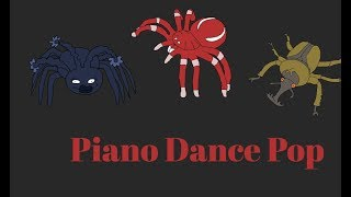 Bug World Production Music: Piano Dance Pop