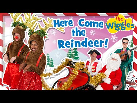 The Wiggles: Here Come the Reindeer