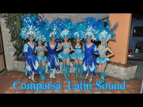 COMPARSA LATIN SOUND VIDEO