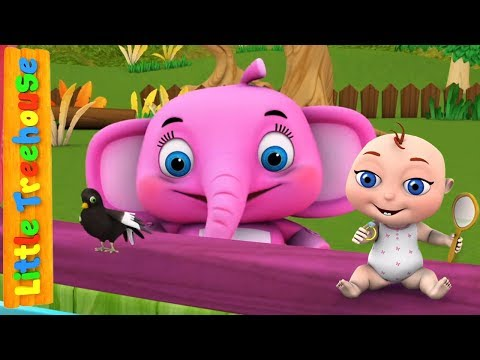 Hush Little Baby | Nursery Rhymes and Songs for Babies by Little Treehouse