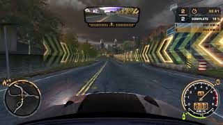 NFS Most Wanted 2005 Modded: Blacklist No #6 - Ming