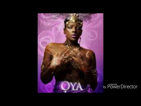 Oya(The goddess of storms)