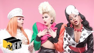 'RuPaul's Drag Race' Season 11 Cast on Which Celebs They Want In Drag   MTV News