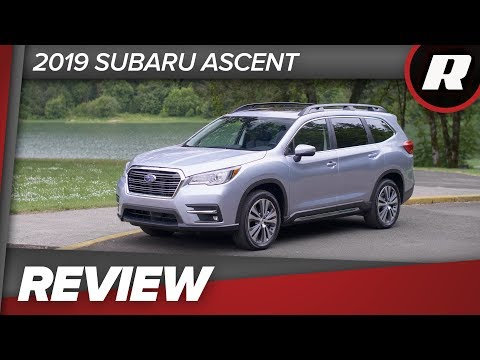 2019 Subaru Ascent: Rising to the top in Subie's new SUV