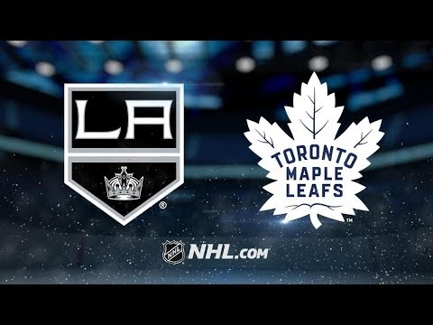 Los Angeles Kings vs Toronto Maple Leafs - Oct.15, 2018 | Game Highlights | NHL 18/19 | Обзор Матча