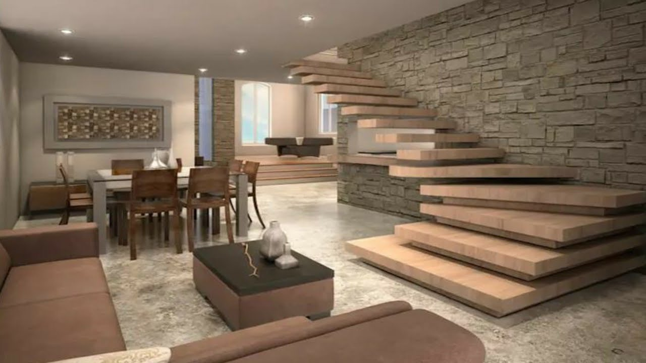 100 Stone Wall Decorating Ideas For Living Room Interior Design 2021 Youtube