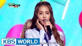 LABOUM - Oops! / Shooting Love | 라붐 - 달콤하게 / 푱푱 [Music Bank COMEBACK / 2016.08.26]