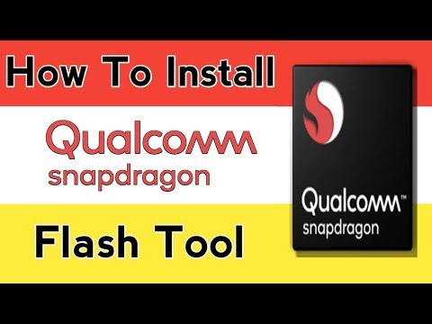 how to install qpst flash tool