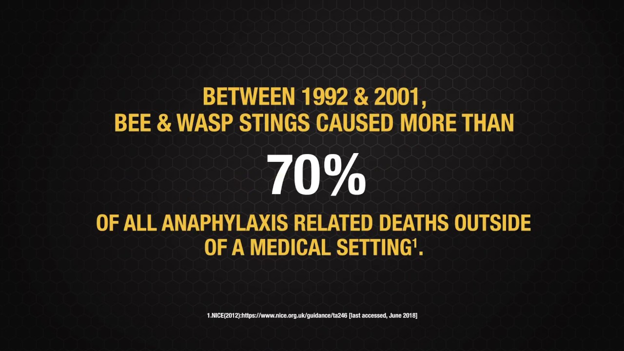 Bee Resistant - awareness, prevention & treatment of anaphylaxis