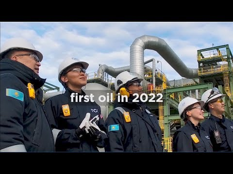Building the Future at Tengiz: Future Growth and Wellhead Pressure Management Projects