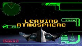 Ace Combat 3 in English | Mission 11 | Zero Gravity