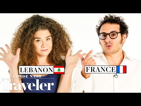 70 People Show How to Count to Ten in Their Country   Condé Nast Traveler