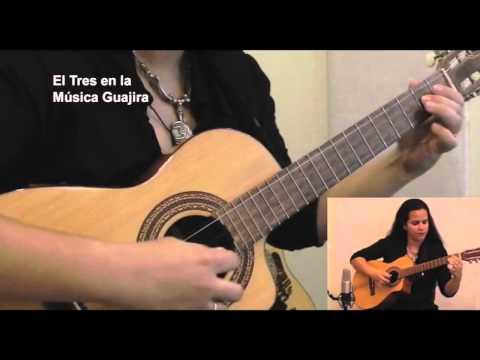 Son tradicional, música guajira y changui. Enid Rosales.