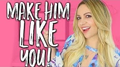 13 Ways to MAKE A GUY LIKE YOU!! Relationship Advice from Ask Kimberly