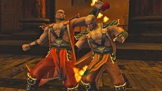 Mortal Kombat Armageddon DAEGON (FLAWLESS VICTORY) - VERY HARD (PS2)【TAS】
