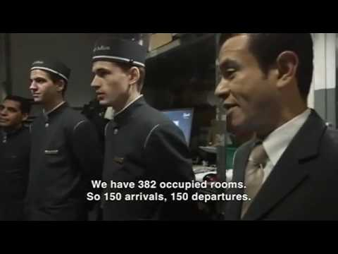 Hotel Concierge Documentary Berlin   Paris   Moscow