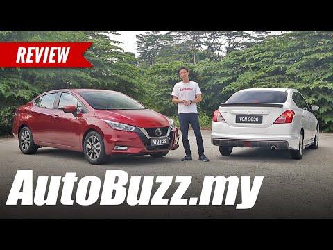 2020 Nissan Almera 1.0 Turbo VLT review - AutoBuzz.my