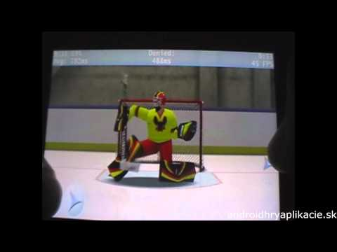 Virtual Goaltender - videorecenzia [Android] [CZ] (review)