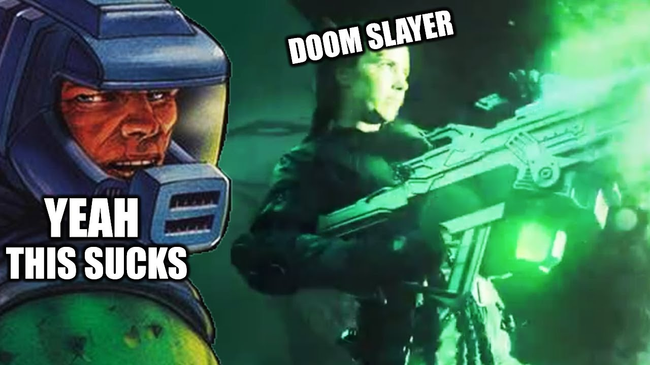 Doom Annihilation Was A Complete Joke Movie Review Youtube