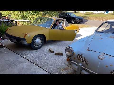 CT's Garage!!! Rusty's VW Torsion Bar Removal, VW Bus, Rusty Restorations, Volkswagen, Porsche, Ford