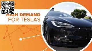 Tesla's Are Leading to Cheaper Luxury Cars