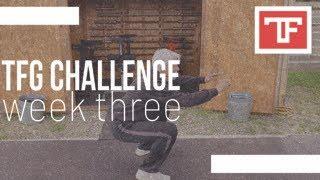 TFG CHALLENGE Week 3