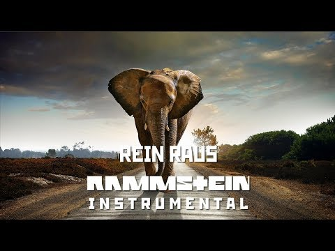 rammstein rein raus instrumental cover youtube