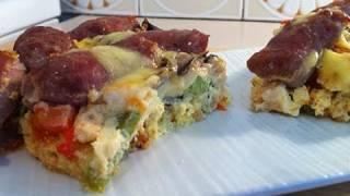 Sausage & Egg Bake