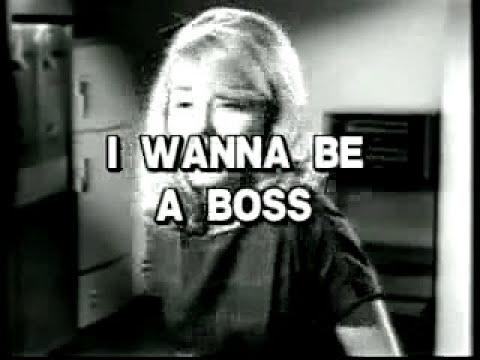 """Stan Ridgway - """"I Wanna Be A Boss""""  (1992)"""