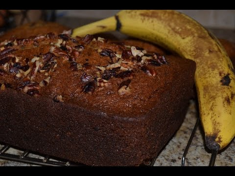 The Best chocolate chip banana bread recipe, simple, easy from scratch